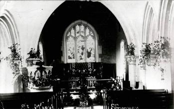The interior looking east about 1905 [Z50/117/1]